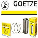 Federal-Mogul'un Goetze markası, kaliteli piston segmanları, silindir gömlekleri ve bir dizi sızdırmazlık çözümü sunan, otomotiv dünyasının lider markalarından biridir.